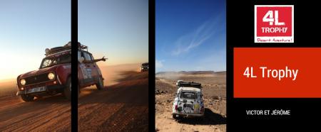 Gecia et l'équipage 610 seront bientôt sur les pistes Marocaines !