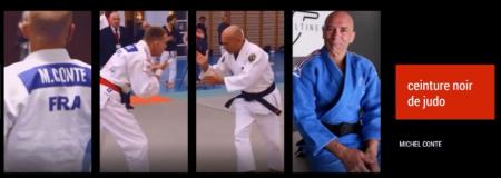 Gecia et Michel CONTE étaient en compétition au championnat du monde vétérans de judo