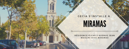 Miramas : inauguration de la nouvelle agence GECIA