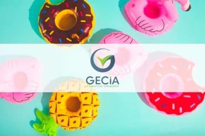 Avec Gecia, partez en vacances en toute tranquillité.