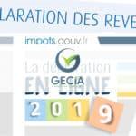 Conseil pour la télédéclaration de revenus 2019
