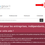 COVID 19 - Aide exceptionnelle de 1500€ du fonds de solidarité