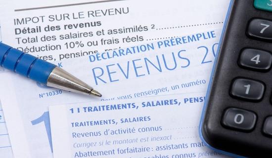 Comment effectuer sa déclaration de revenus en 2021?